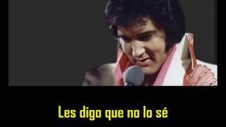 Download Lagu ELVIS PRESLEY - And I love you so ( con subtitulos en español ) BEST SOUND Mp3