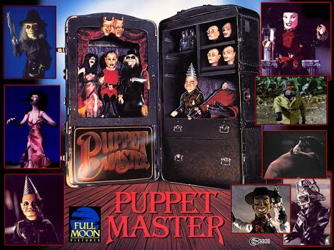 Puppet Master: Axis Termination -BTS: Full Moon Indiegogo Contributers