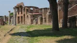 Ostia Antica Italy  city images : Ostia Antica - Best preserved Roman city in the world.