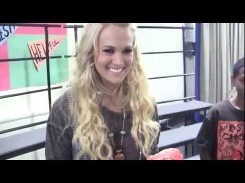 """Good Girl"" Carrie Underwood ft. PS22 Chorus"