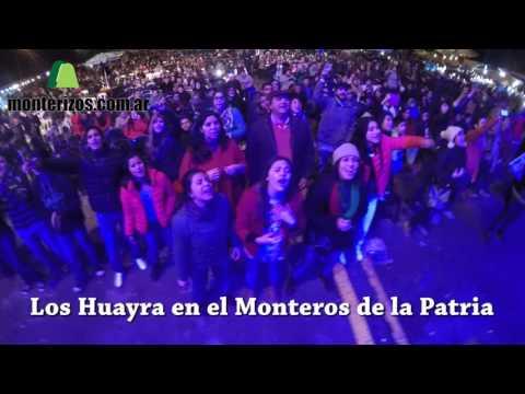 Video Los Huayra en el Monteros de la Patria - La Noche sin Ti download in MP3, 3GP, MP4, WEBM, AVI, FLV January 2017