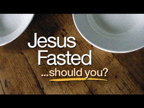 Beyond Today – Jesus Fasted: Should You?