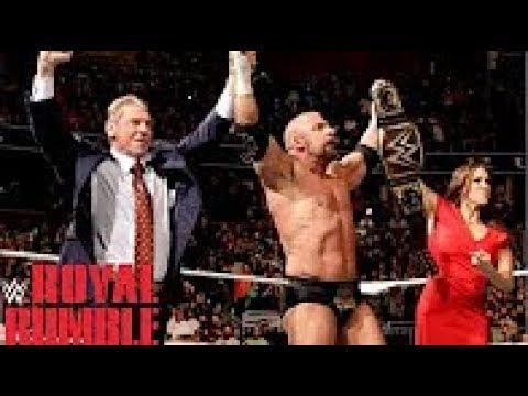 30 Superstar Royal Rumble Match - WWE Royal Rumble 2016 Highlights HD
