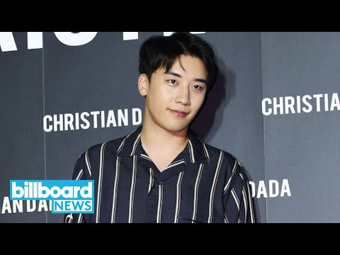 Seungri Calling It Quits From the Entertainment Industry | Billboard News