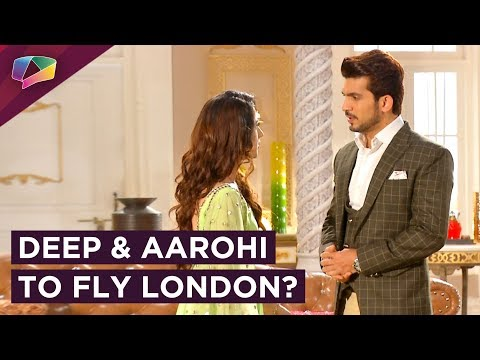 Deep And Aarohi To Settle In LONDON? | Ishq Main M