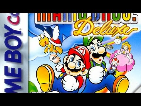 super mario bros deluxe game boy color 4-3