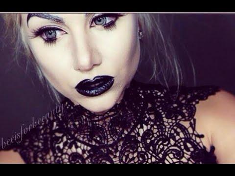 DARK QUEEN ♥ Make-up FANTASIA, puoi anche cambiare i colori e diventerai una FATA