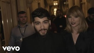 I Don't Wanna Live Forever (Fifty Shades Darker) BTS 1 - Zayn & Taylor [EXTENDED] Video