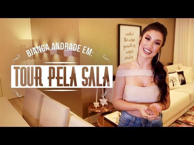 TOUR PELA MINHA SALA DOS SONHOS - Boca Rosa