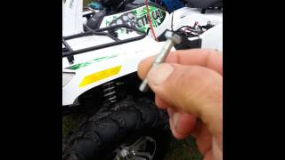 7. Mud Pro snorkel removal & Coolant check