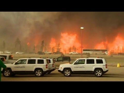Αυξάνεται η τιμή του πετρελαίου λόγω της φωτιάς στον Καναδά – economy