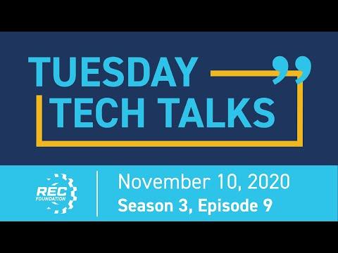 Tuesday Tech Talks | Season 3, Episode 9: November 10, 2020