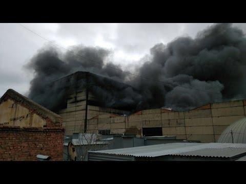 Предприниматели уверены в поджоге махачкалинского рынка