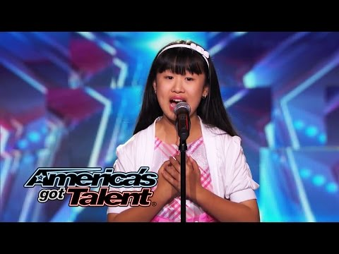 Year - The incredible 11-year-old opera singer makes her mom proud. But is her performance enough to convince the judges to put her through to Radio City Music Hall? » Subscribe: http://full.sc/IlBBvK...