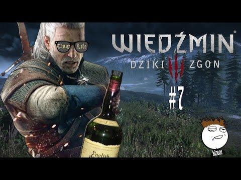 Cycki Keiry zfreezowaly mi grę XD | The Witcher: Wild Hunt #7 (gameplay 1080p)