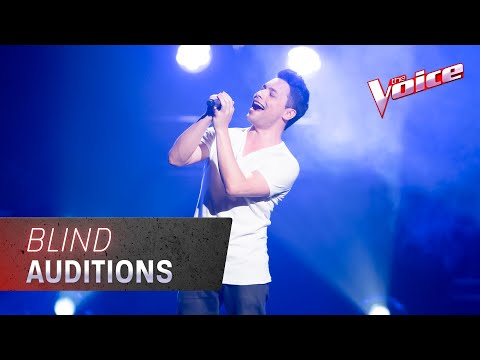 The Blind Auditions: The Deepest Voice Ever Causes Chaos | The Voice Australia 2020