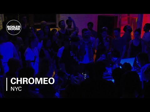 Chromeo Boiler Room NY DJ Set