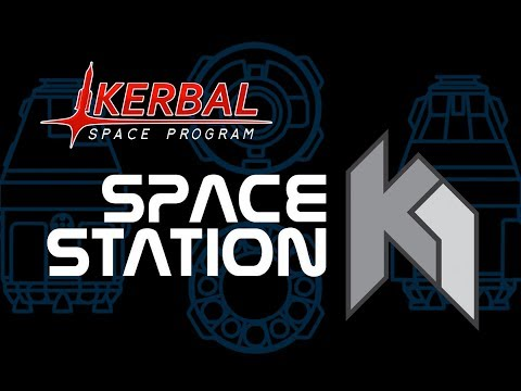 Space Station K1 - Initial Logistics