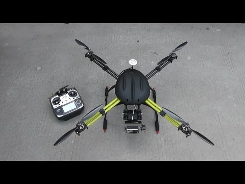 OFM Intruder Q7 ASD Autonomous Flight Version