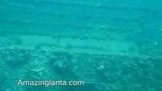 King Cruiser Wreck, Near Koh Lanta Thailand