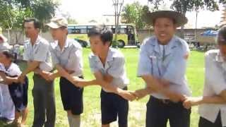 Clip Dây Thân ái Chia Tay GĐPT Khánh Bình