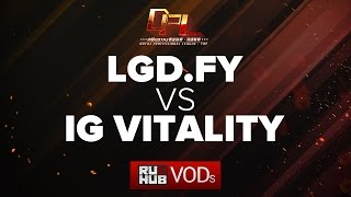 iG.V vs LGD.FY, game 1