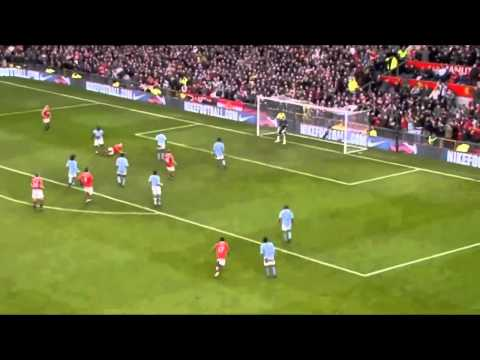 wayne rooney: rovesciata in manchester united vs manchester city 2-1