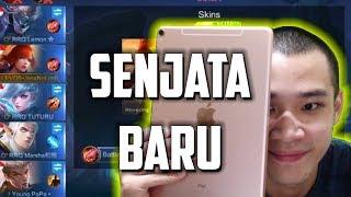 Video SENJATA BARU + FANNY + ARENA CONTEST = ? MP3, 3GP, MP4, WEBM, AVI, FLV April 2019