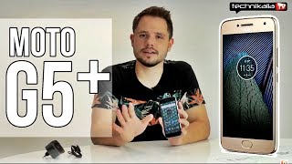 Moto G5 Plus - test