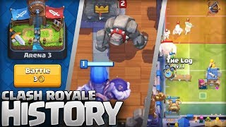Nonton The History Of Clash Royale  2016   2018  2 Year Anniversary Special  Film Subtitle Indonesia Streaming Movie Download