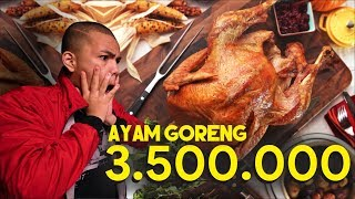 Video Ayam Goreng Rp.7,000 VS Ayam Goreng Rp.3,500,000 | #SaaihVS MP3, 3GP, MP4, WEBM, AVI, FLV September 2019