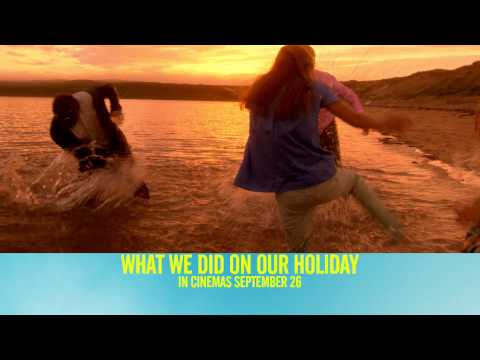 What We Did on Our Holiday (UK TV Spot 'Heartwarming')