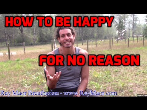 Happiness is a choice! How to become more happy!
