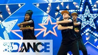 Got to Dance 4: Buckness Personified