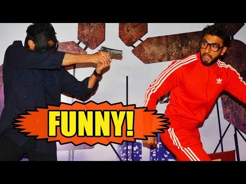 FUNNY VIDEO: Ranveer Singh And Anil Kapoor's Funny