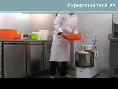 Amasadora Profesional - Expomaquinaria -