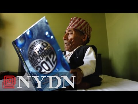 Chandra Bahadur Dangi,  World's Smallest Man dead at 75