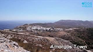 Amorgos Greece  city photo : Amorgos, Greece - Amorgos Town (Chora) - AtlasVisual