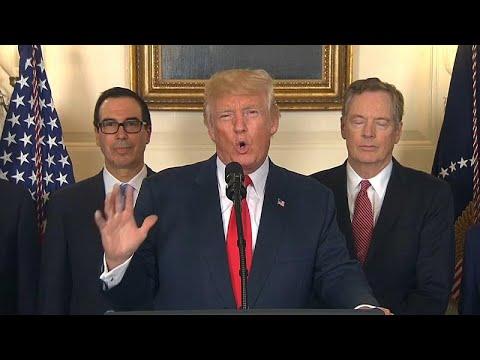 Τραμπ: «Για κάθε θάνατο στα σύνορα ευθύνονται οι Δημοκρατικοί»…