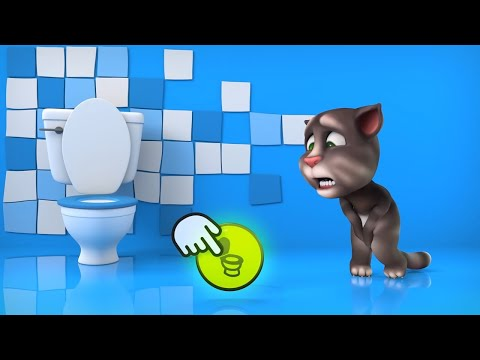 Talking Tom Shorts 1 - Red Alert (видео)