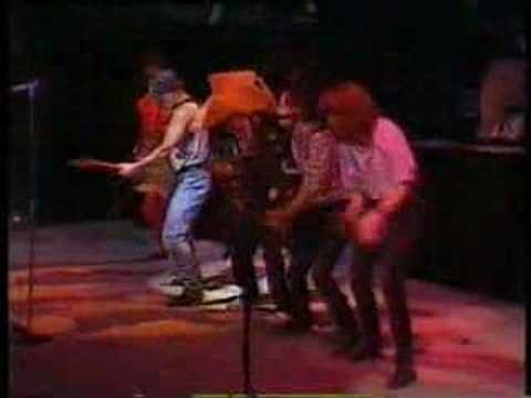 Cadillac Ranch – Bruce Springsteen – Paris 85