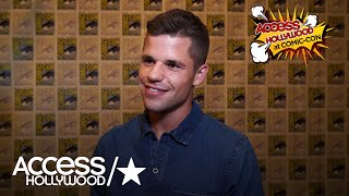 """At Comic-Con 2017, """"Teen Wolf"""" star Charlie Carver tells Access Hollywood that he is reuniting with past and present cast to celebrate at the event. Also, How did Charlie feel returning to Beacon Hills for the final season?» SUBSCRIBE: http://bit.ly/AHSub» Visit Our Website: http://www.AccessHollywood.com/Get More Access Hollywood:Facebook: https://www.facebook.com/AccessHollywoodTwitter: https://twitter.com/accesshollywoodInstagram: http://instagram.com/accesshollywoodSnapchat: OfficialAccessAbout Access Hollywood:""""Access Hollywood"""" is a nationally syndicated daily entertainment news show. """"Access Hollywood"""" delivers the most comprehensive coverage of entertainment news and personalities on television, featuring in-depth celebrity interviews and behind-the-scenes accounts of the most important events in Hollywood.'Teen Wolf': Charlie Carver On Celebrating The Show With The Cast At Comic-Con  Access Hollywoodhttps://youtu.be/QIpXIgPnLYsAccess Hollywoodhttps://www.youtube.com/user/AccessHollywood"""
