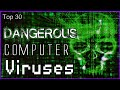 Top 30 Dangerous Computer Viruses