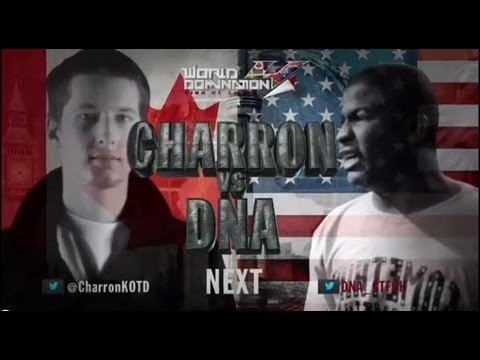 dna - KingOfTheDot - #WD4 - @CharronKOTD vs @DNA_GTFOH Hosted By: @OrganikHipHop, @GullyTK & @BishopBrigante All KOTD PPVs available at http://www.KOTDTV.com New ...