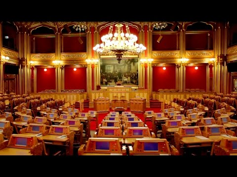 Stortinget - The Parliament