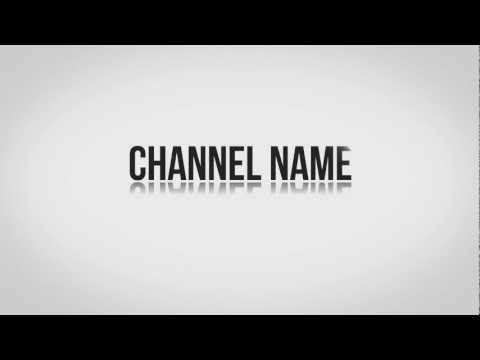 Groß Kostenlose Film Intro Vorlagen Zeitgenössisch ...