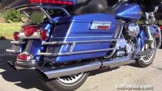10. Used 2010 Harley Davidson Ultra Classic Electra Glide Motorcycles for sale