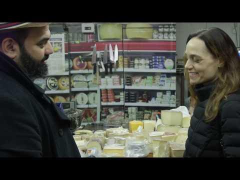 Touring Jerusalem's Machne Yehuda Market with Chef Uri Navon