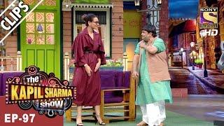 Doodhwala Meets Sonakshi Sinha - The Kapil Sharma Show - 15th Apr, 2017