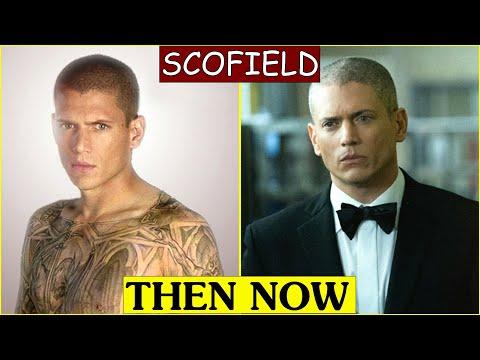 Prison Break Cast Then and Now 2020
